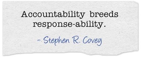 Accountability Essays